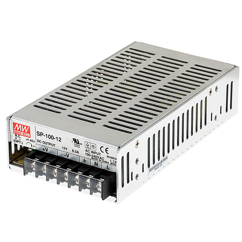 - SP Series 100-320W Enclosed Power Supply with Built-in PFC